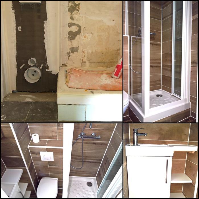 Modern home fosses for Homly travaux avis